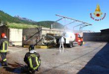 Monteforte Irpino| Incidente rilevante in un'azienda con elementi di rischio, riuscita l'esercitazione di protezione civile
