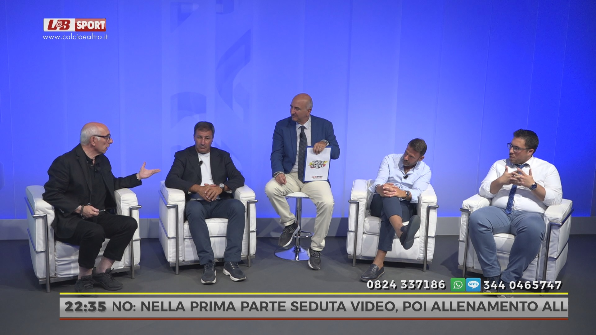 """Benevento calcio, questa sera secondo appuntamento con la trasmissione """"Free Sport"""""""