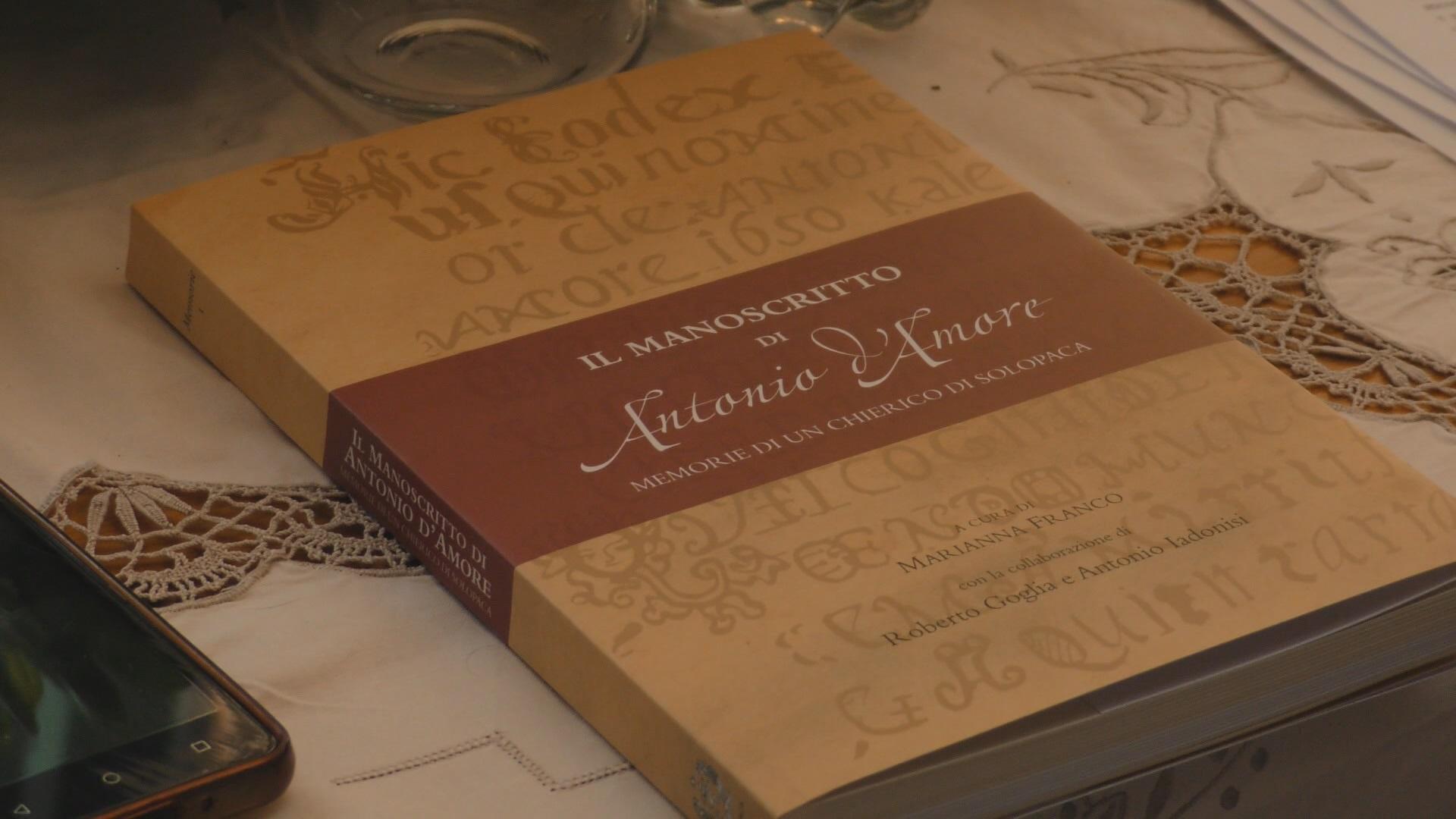 """Storia e storie di Solopaca nel """"Manoscritto di Antonio D'Amore"""""""