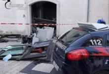 Teora| Esplosivo nel bancomat della Banca Popolare di Bari, bottino da quantificare