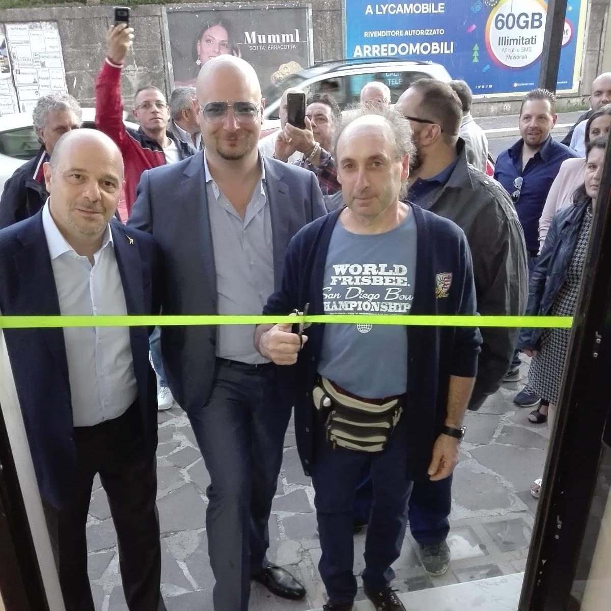 Calitri| Inaugurata la sede locale della Lega, Morano: saremo riferimento sul territorio