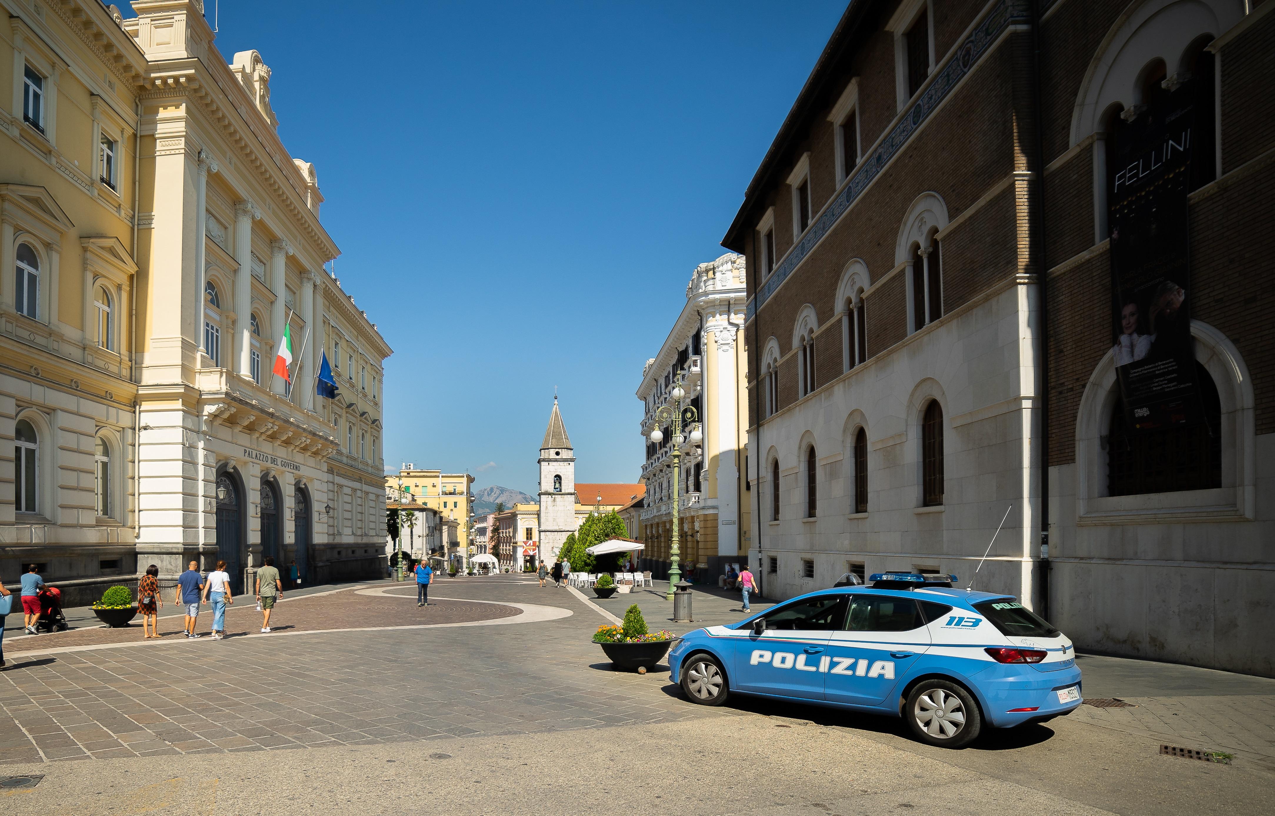 Benevento| Tenta di suicidarsi, donna salvata