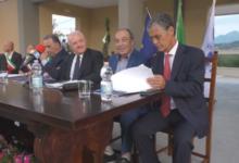 Venticano| Zes, De Luca firma il protocollo: la sfida è creare occupazione sul territorio