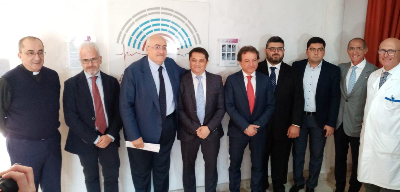 Benevento| Nel Sannio tirocini di medici dell'Uzbekistan. Ferrante: opportunità formativa