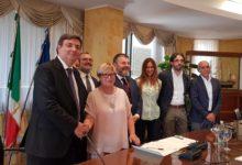 Napoli| Beni confiscati, D'Amelio firma protocollo con l'Università Parthenope