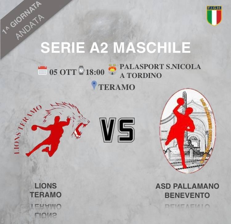 Pallamano| Domani inizia la stagione della Asd Pallamano Benevento: trasferta a Teramo