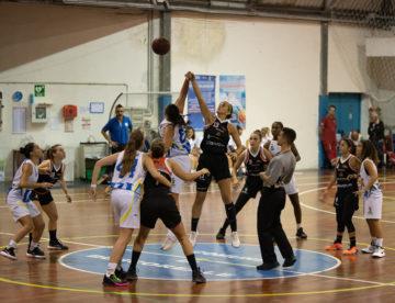Basket| Esordio con sconfitta per le ragazze del GS Meomartini