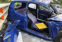 San Giorgio del Sannio| Incidente al km 4 sul raccordo autostradale: tre feriti in codice rosso