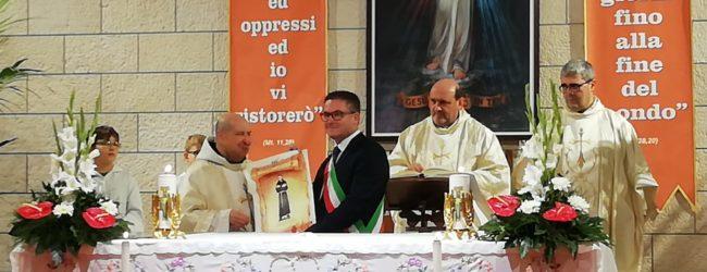 San Francesco Patrono d'Italia. Cerimonia di fratellanza tra le comunità di Buonalbergo e Casalbore