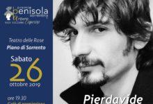 A Pierdavide Carone il Premio Penisola Sorrentina Giovani