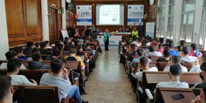 Benevento| Gesesa – ITI Bosco Lucarelli, presentato il progetto per le competenze e l'orientamento