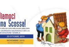 """Domenica anche a Benevento """"Diamoci una Scossa"""", giornata nazionale della Prevenzione Sismica"""