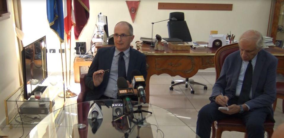 Benevento| Bonagura frena sul sequestro: indagini in corso ma niente allarmismi