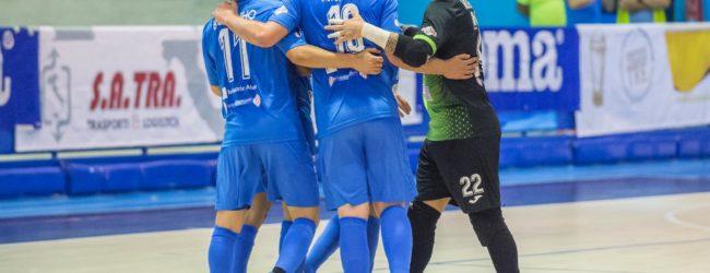 Calcio a 5| Sandro Abate Av, cinquina al Latina