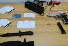 Lioni| In possesso di un clonatore di carte di credito e armi abusive, 20enne nei guai