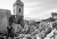 39° anniversario terremoto Irpinia, a Lioni il capo della Protezione civile nazionale