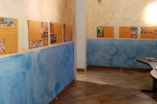Benevento  Pannelli e volumi dell'Antico Egitto in mostra alla Biblioteca Provinciale