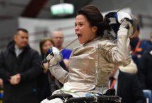Coppa del Mondo di scherma paralimpica: ad Amsterdam trionfa la sannita Rossana Pasquino
