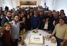 Di Maio a Guardia Sanframondi: vino, selfie ed elezioni regionali