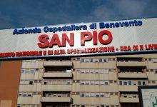 Benevento| Covid-19, al San Pio processati 80 tamponi, 3 nuovi positivi nel Sannio