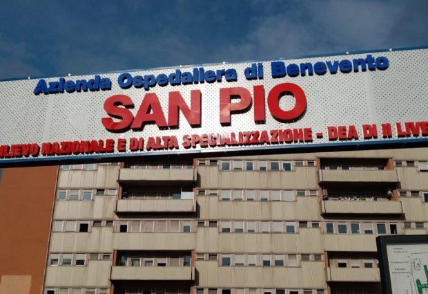"""Tregua al """"San Pio"""": oggi nessuna vittima per Covid-19. Dimesse 4 persone"""