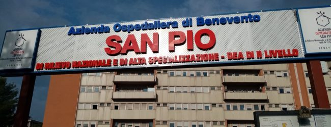"""Covid-19, aggiornamento dal """"San Pio"""": un nuovo decesso nell'area Covid"""