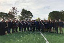 Faicchio| Consegnato il nuovo campo sportivo in erba sintetica, oggi l'inaugurazione