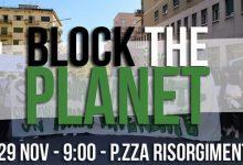 """""""Block the Planet"""", venerdi 29 novembre manifestazione anche a Benevento"""