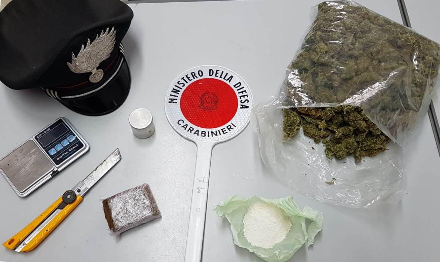 Droga, ancora un arresto: ai domiciliari 40enne di Apollosa
