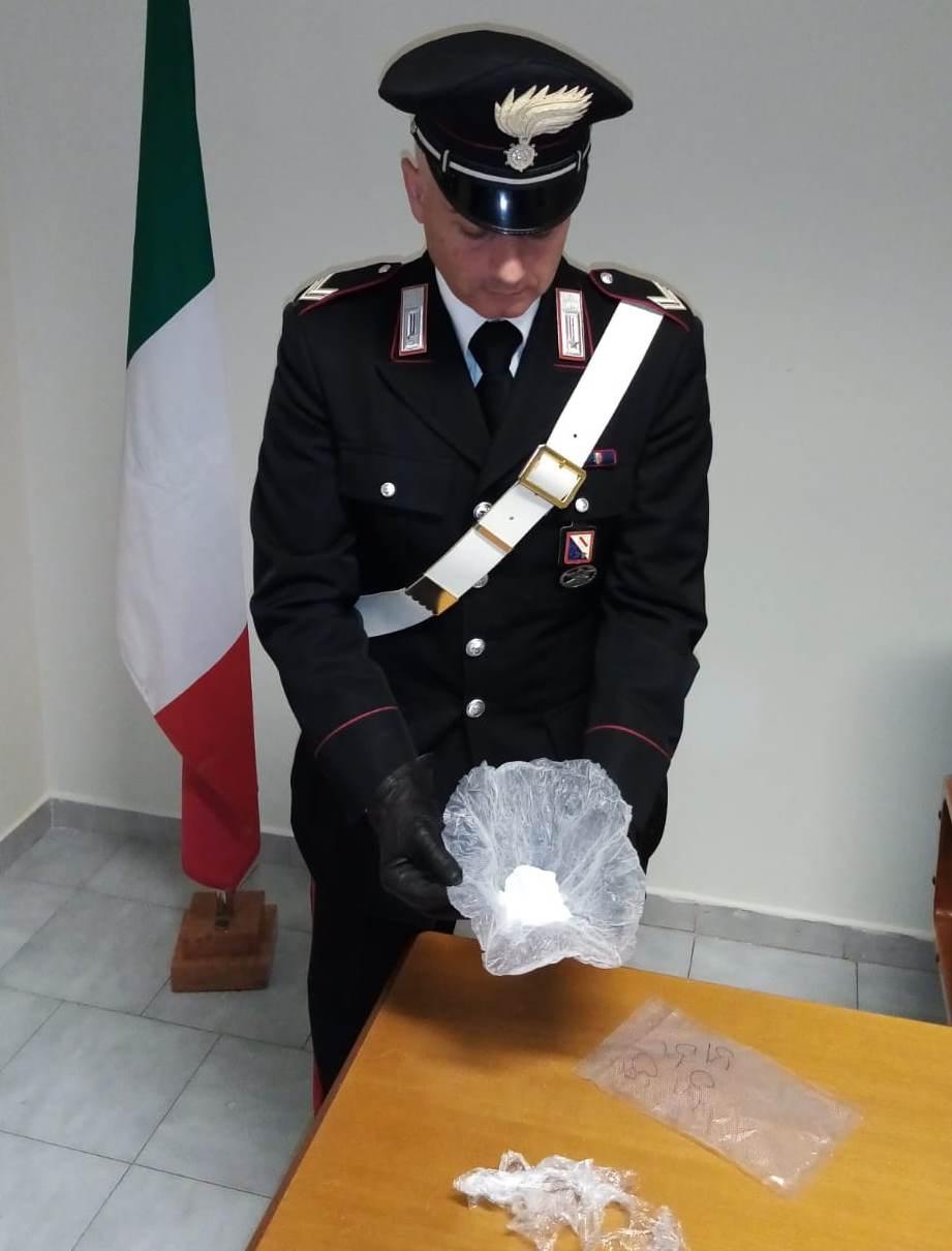 Benevento| Droga sul bus, arrestato 32enne
