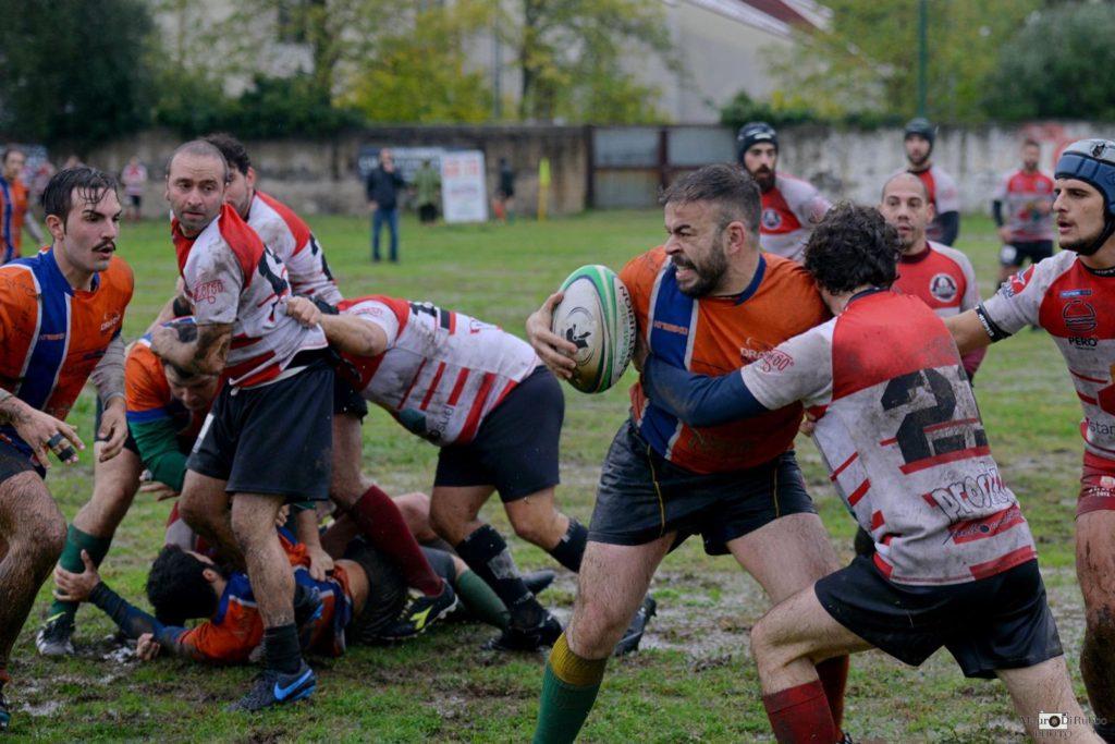 Avellino rugby fermato dal maltempo, solo un'amichevole al Comunale di Telese Terme