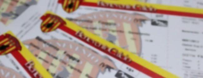 Juve Stabia-Benevento, al via la prevendita tagliandi per gli ospiti
