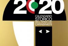 Avellino| Calendario storico e Agenda dell'Arma, presentazione al Comando provinciale