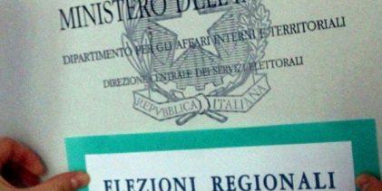 Regionali: sondaggio, in Campania prevale centrodestra e FI su Lega