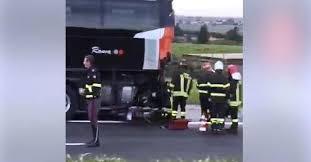 Roma| Furgone tampona bus della Sellitto: un morto