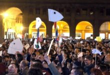 """Anche in Irpinia spopolano le """"Sardine"""", il gruppo facebook ha già 4000 iscritti. Ci sono anche Petracca, Nargi, Cipriano e Fiordellisi"""