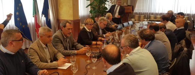 Lioni-Grotta, D'Amelio: Regione Campania pronta alla firma, ora tocca alle imprese