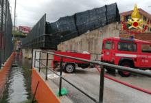 Allagamenti, infiltrazioni d'acqua e alberi caduti: in Irpinia anche i vigili del fuoco dalla Puglia