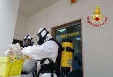 Lauro| Pacco sospetto all'Ufficio postale, i vigili del fuoco recuperano l'involucro