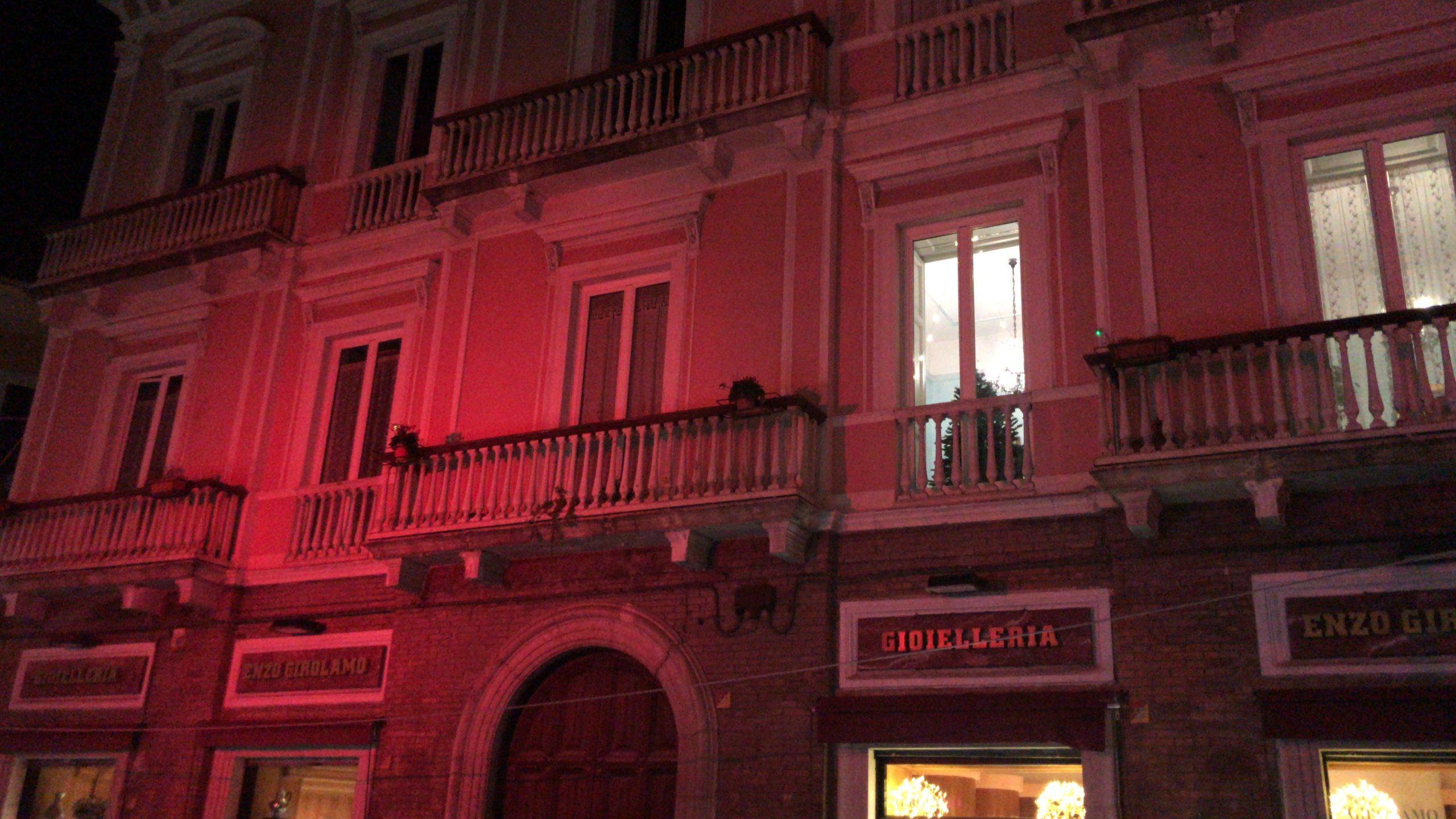 Natale A Benevento La Prima Va In Rosso Parrella Ordine Architetti Vi Spiego Cosa E Successo Lab Tv