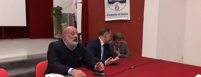 Benevento| Fratelli pronti alla pugna. Cirielli: mi candido a guida della coalizione