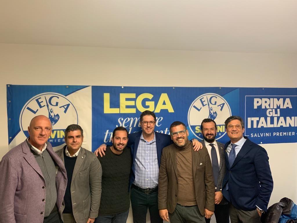 Benevento| Lega, Molteni: questa la classe dirigente per le Regionali
