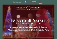 Natale a Benevento: domani l'accensione dell'albero e delle luci