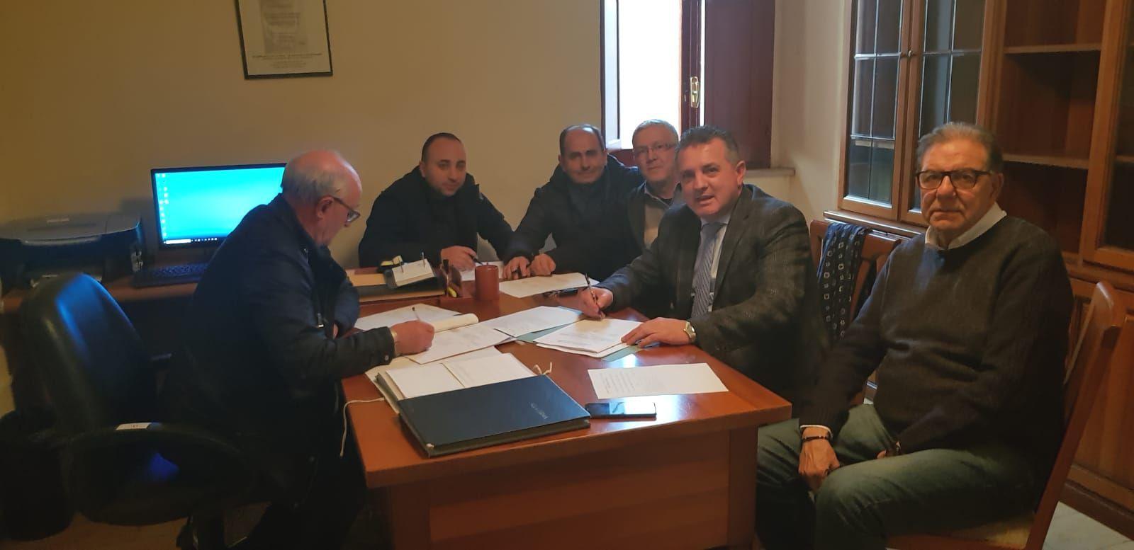 Benevento| Forestali, Provincia paga stipendi arretrati da giugno ad oggi
