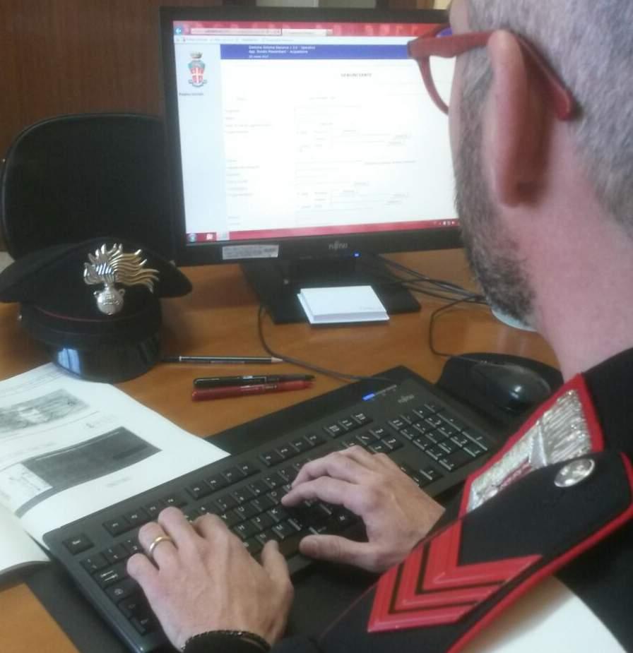 Montella| Pagano articoli industriali con assegni contraffatti per 18mila euro, denunciate due persone