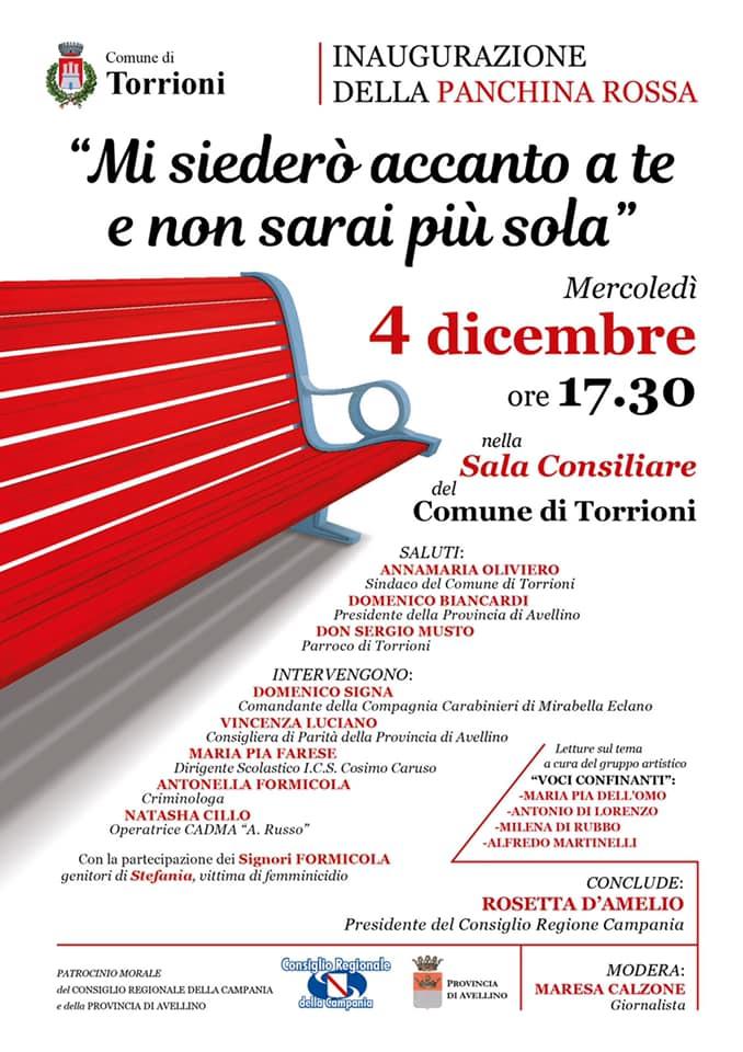 Torrioni| Momenti intensi di grande riflessione al Convegno sulla violenza  di genere Lab TV