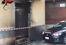 Atripalda| Negozio in fiamme nella notte, indagano i carabinieri