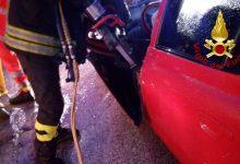 Maltempo in Irpinia, alberi caduti e allagamenti: già 60 interventi. Due feriti in un incidente stradale