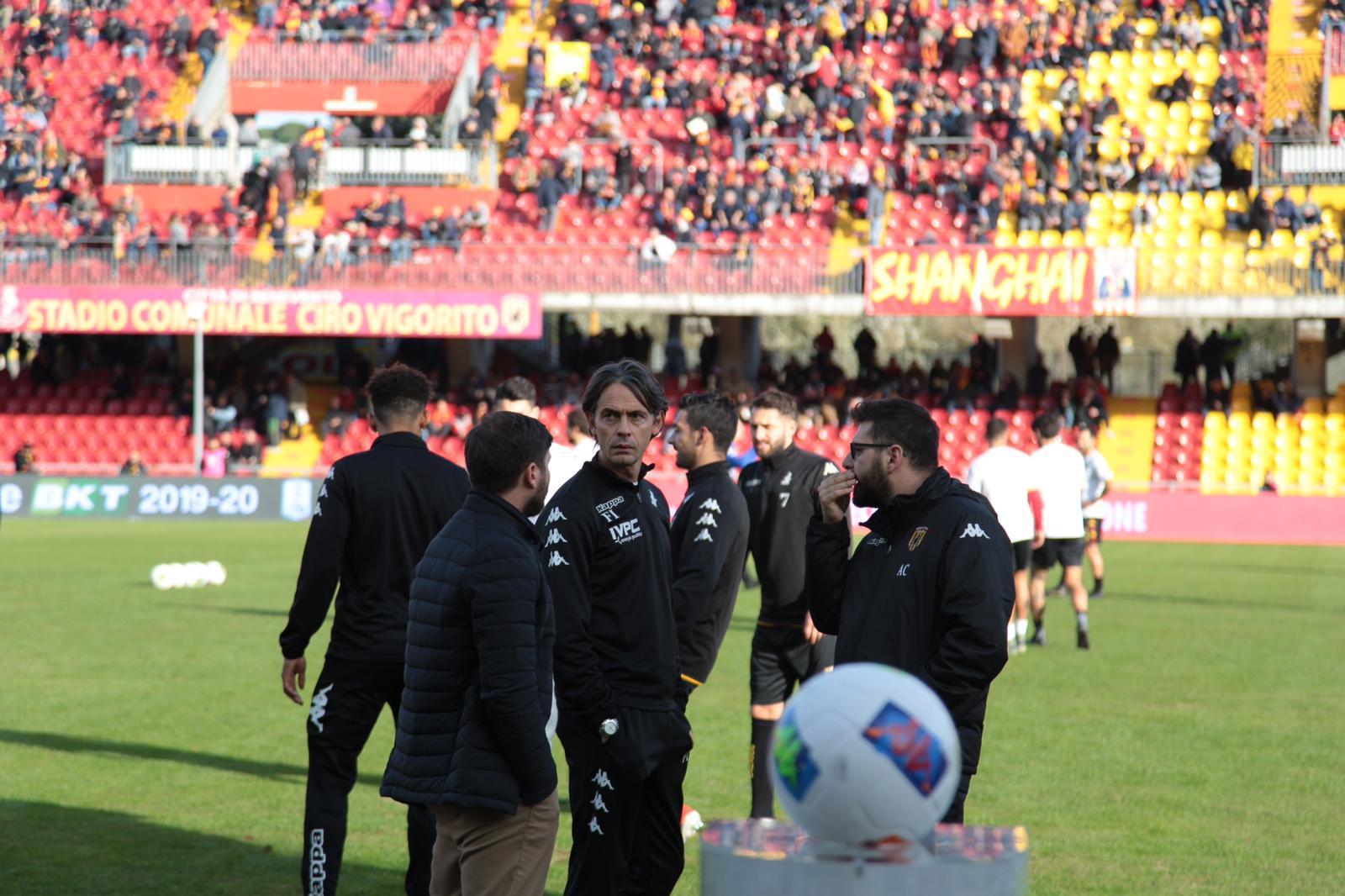 Benevento, l'arrivo del difensore cambia la gestione. Gyamfi può partire