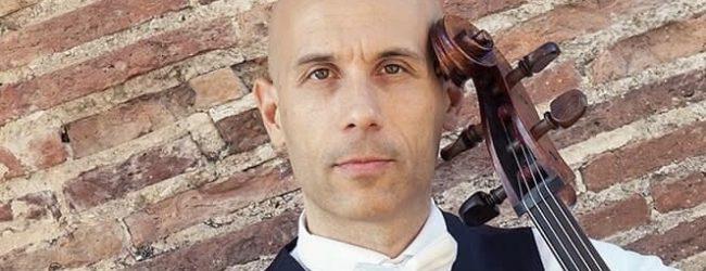 Cervinara  Il violoncellista Giuliano De Angelis vola a Sanremo